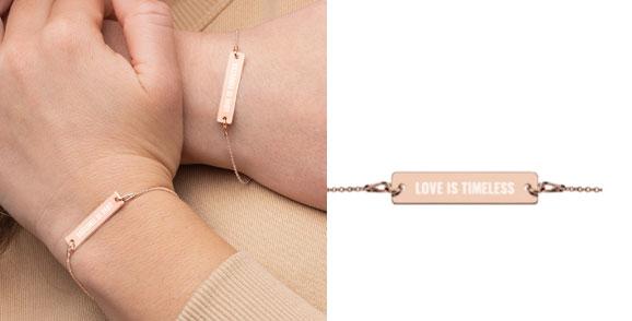 Love is Timeless - Bracelet
