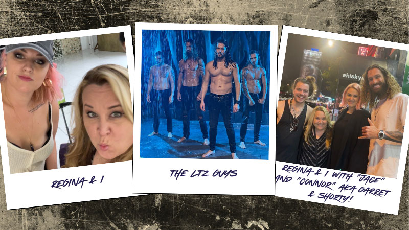Behind the Scenes LTZ Photo Shoot!